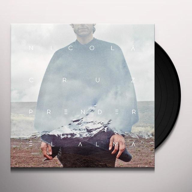 Nicola Cruz PRENDER EL ALMA Vinyl Record - Gatefold Sleeve