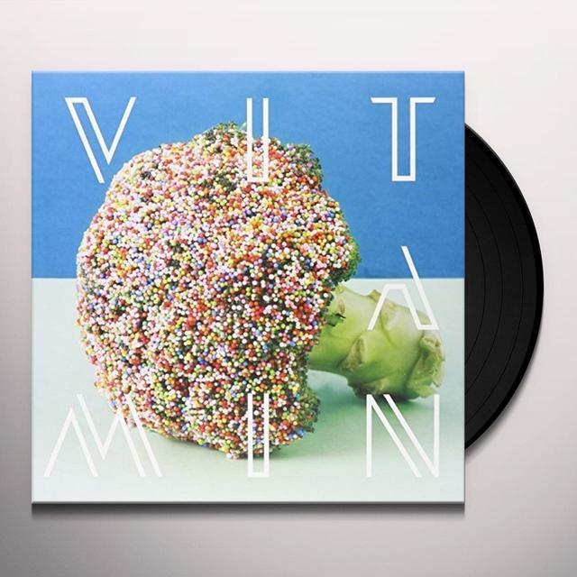 VITAMIN GIVING IT UP Vinyl Record - UK Import
