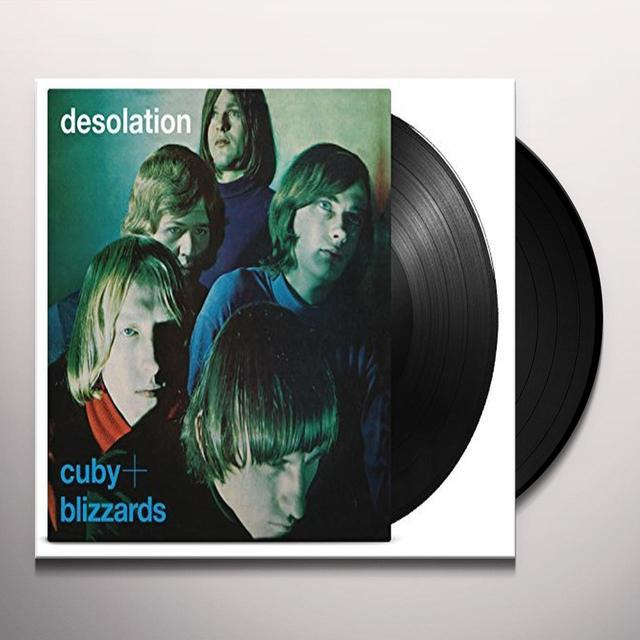 Cuby & Blizzards DESOLATION Vinyl Record - Holland Import