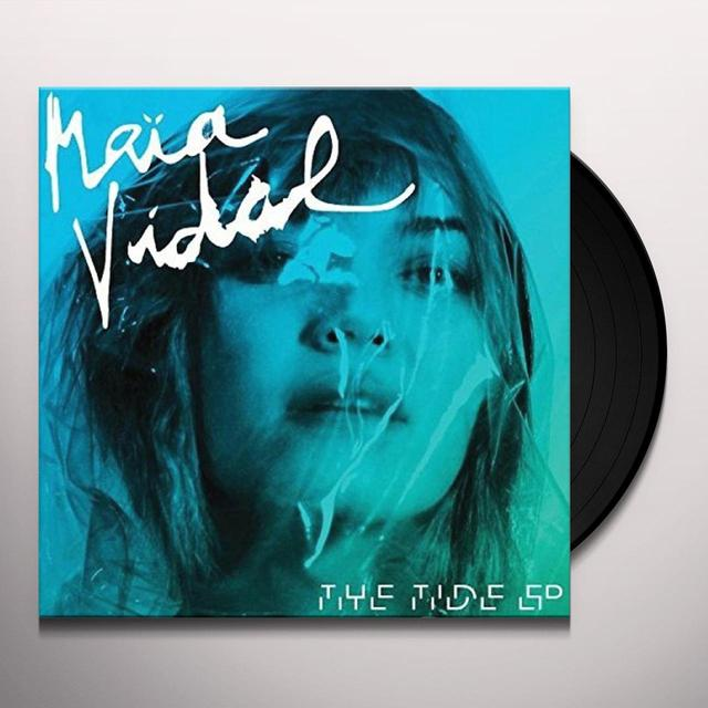 Maia Vidal TIDE EP Vinyl Record - 10 Inch Single, UK Import