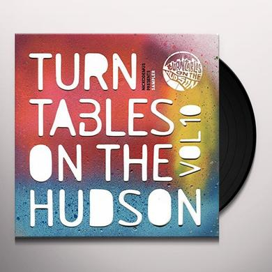 TURNTABLES ON THE HUDSON: VOL.10 / VARIOUS (UK) TURNTABLES ON THE HUDSON: VOL.10 / VARIOUS Vinyl Record - UK Import
