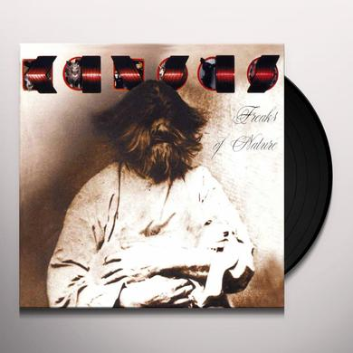 Kansas FREAKS OF NATURE Vinyl Record - UK Release
