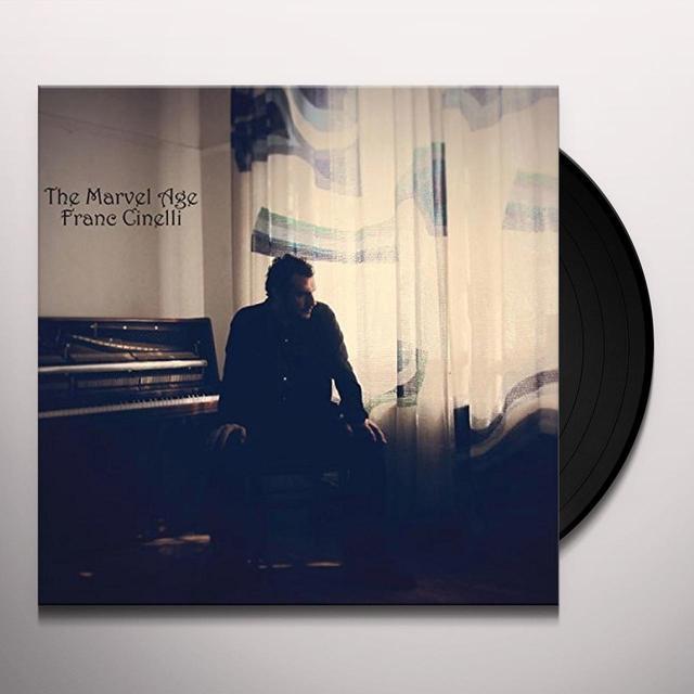 Franc Cinelli MARVEL AGE Vinyl Record - UK Import