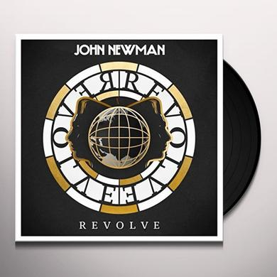 John Newman REVOLVE Vinyl Record - Holland Import