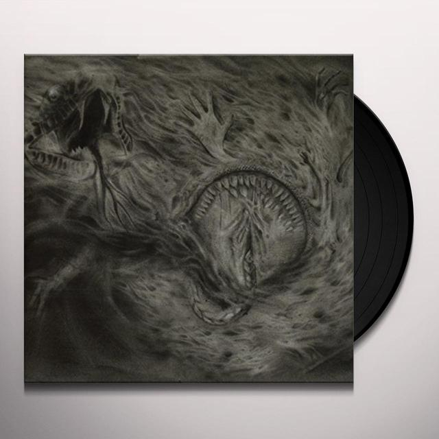 NIDSANG INTO THE WOMB OF DISSOLVING FLAMES Vinyl Record - UK Import