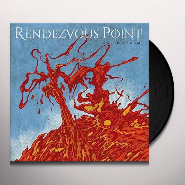 RENDEZVOUS POINT SOLAR STORM Vinyl Record - UK Import