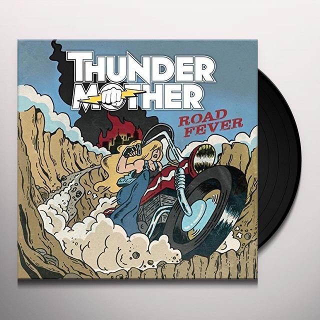Thundermother ROAD FEVER Vinyl Record - UK Import