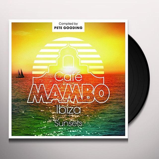 CAFE MAMBO SUNSETS 2015 / VARIOUS (UK) CAFE MAMBO SUNSETS 2015 / VARIOUS Vinyl Record - UK Import