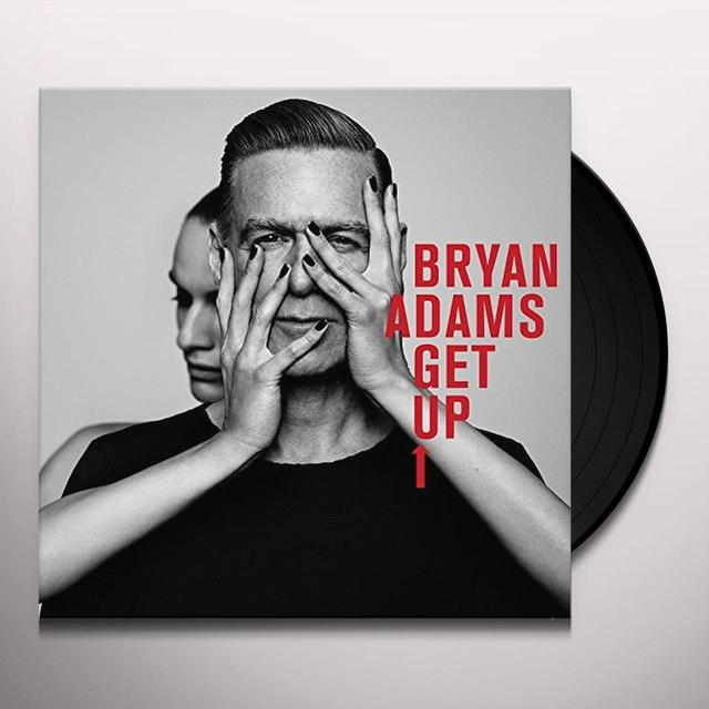 Bryan Adams GET UP Vinyl Record
