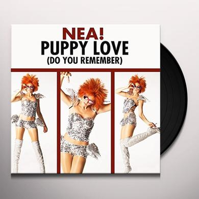 NEA PUPPY LOVE (DO YOU REMEMBER) Vinyl Record - Picture Disc