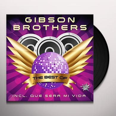 Gibson Brothers BEST OF Vinyl Record