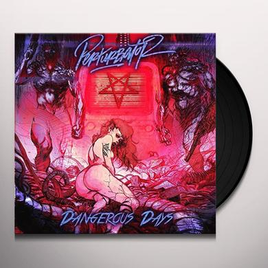 Perturbator DANGEROUS DAYS Vinyl Record