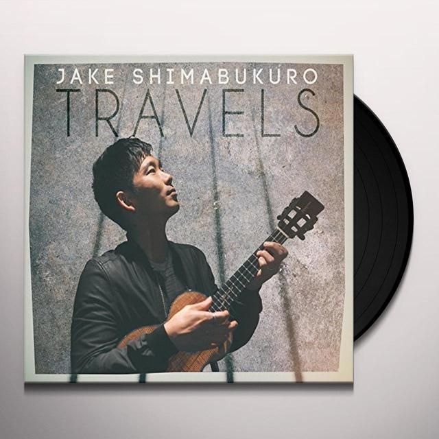 Jake Shimabukuro TRAVELS Vinyl Record