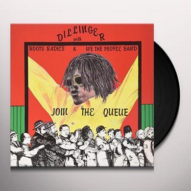 Dillinger JOIN THE QUEUE Vinyl Record