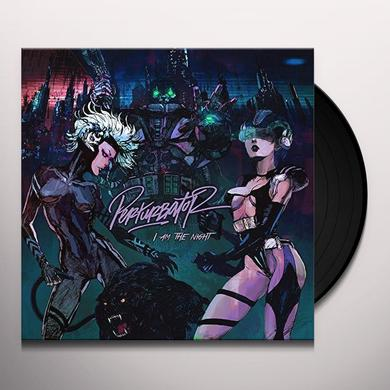 Perturbator I AM THE NIGHT Vinyl Record