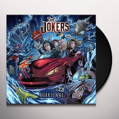Jokers HURRICANE Vinyl Record