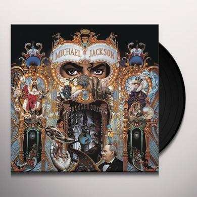 Jackson,Michael DANGEROUS Vinyl Record