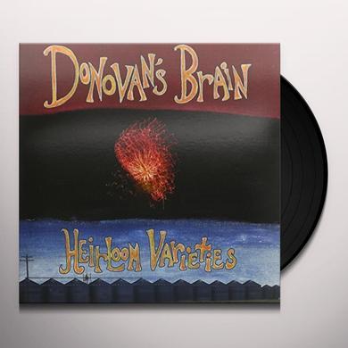 Donovan'S Brain HEIRLOOM VARIETIES Vinyl Record