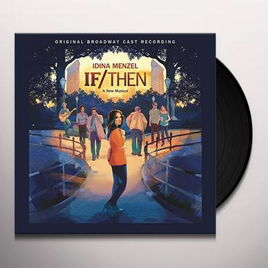 IF/THEN: A NEW MUSICAL / O.B.C. Vinyl Record