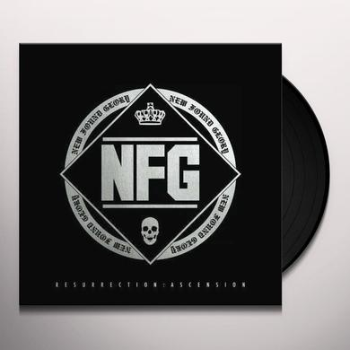 New Found Glory RESURRECTION: ASCENSION Vinyl Record