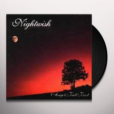 Nightwish ANGELS FALL FIRST Vinyl Record