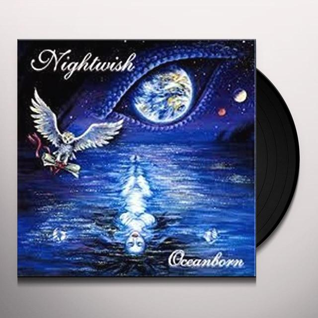 Nightwish OCEANBORN Vinyl Record