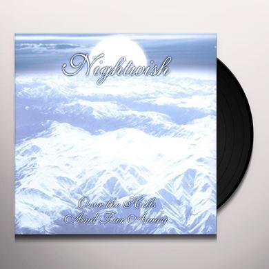 Nightwish OVER THE HILLS & FAR AWAY Vinyl Record