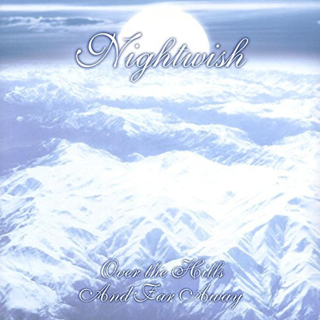 Nightwish Over The Hills Amp Far Away Vinyl Record
