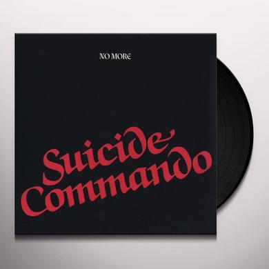 No More SUICIDE COMMANDO Vinyl Record