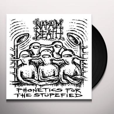 NAPALM DEATH / VOIVOD Vinyl Record