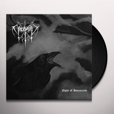 Crebain NIGHT OF STORMCROW Vinyl Record