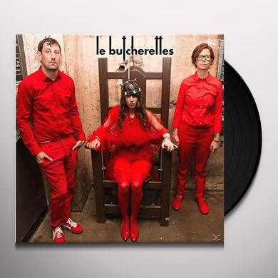 Le Butcherettes SHAVE THE PRIDE Vinyl Record