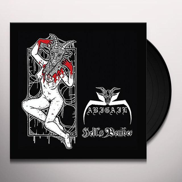 ABIGAIL / HELLS BOMBER ALCOHOL SLUTS & SATAN TIL DEATH Vinyl Record