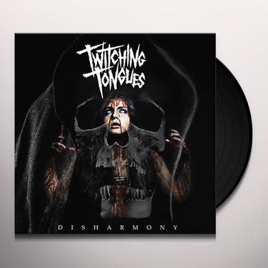 Twitching Tongues DISHARMONY Vinyl Record