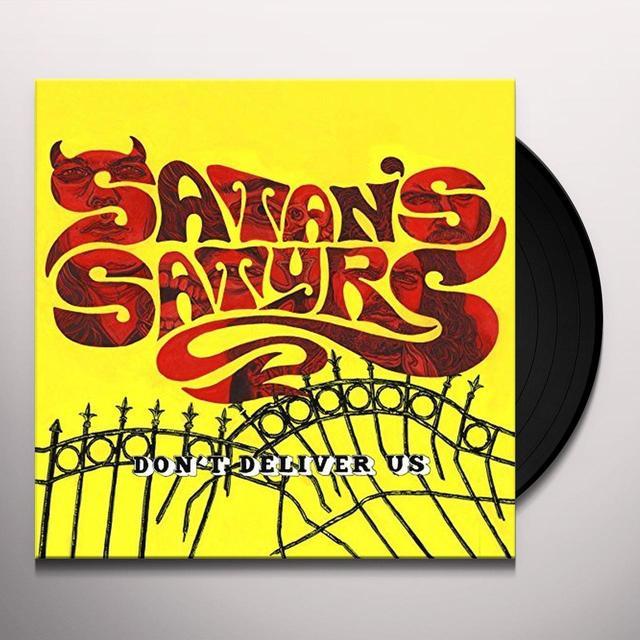 Satan'S Satyrs DON'T DELIVER US Vinyl Record