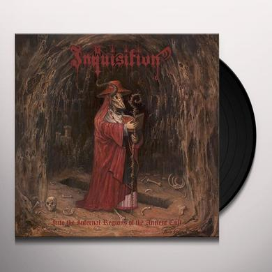 Inquisition INTO THE INFERNAL REGIONS OF THE ANCIENT CULT Vinyl Record
