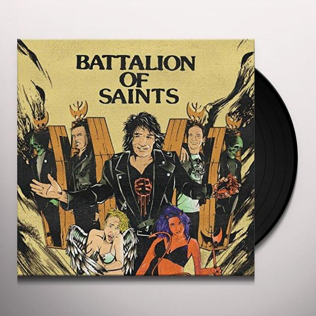 BATTALION OF SAINTS Vinyl Record