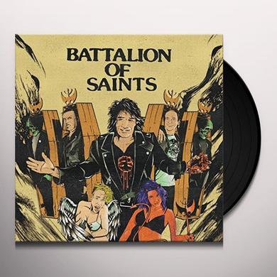 BATTALION OF SAINTS Vinyl Record