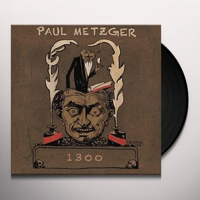 Paul Metzger 1300 Vinyl Record