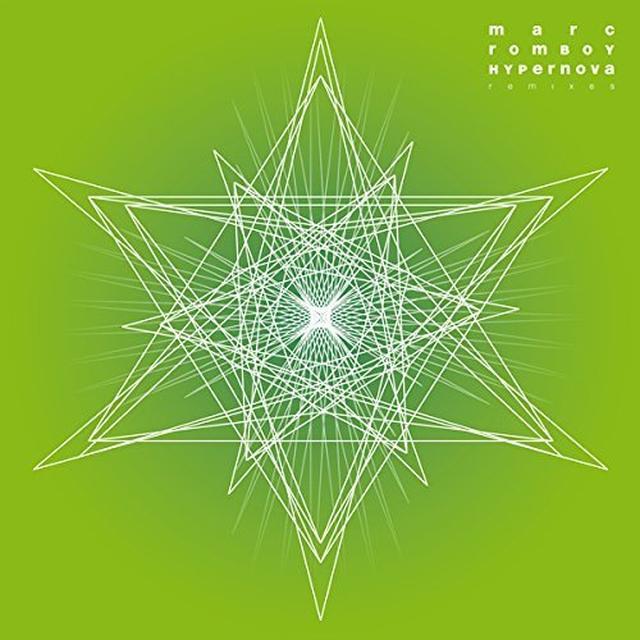 Marc Romboy HYPERNOVA Vinyl Record