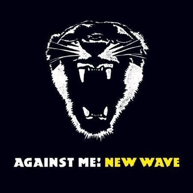 Against Me NEW WAVE Vinyl Record