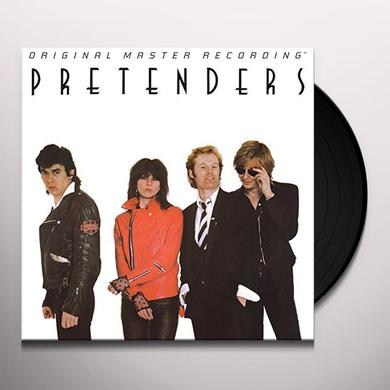 PRETENDERS Vinyl Record - Limited Edition, 180 Gram Pressing