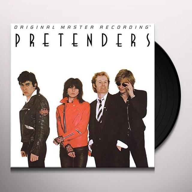 PRETENDERS Vinyl Record - Limited Edition, 180 Gram Pressing