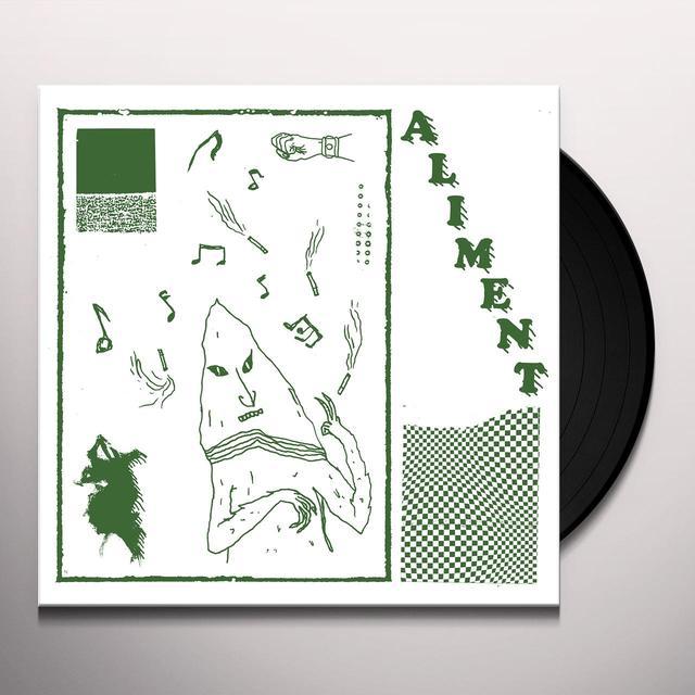 Aliment SILVERBACK Vinyl Record