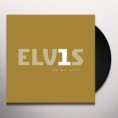 ELVIS 30 #1 HITS Vinyl Record
