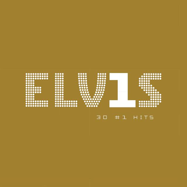ELVIS 30 #1 HITS Vinyl Record