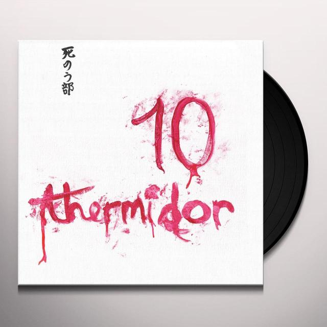 Shinobu 10 THERMIDOR Vinyl Record - 10 Inch Single