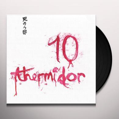 Shinobu 10 THERMIDOR Vinyl Record - 10 Inch Single