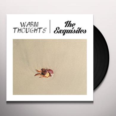 WARM THOUGHTS / EXQUISITES SPLIT Vinyl Record