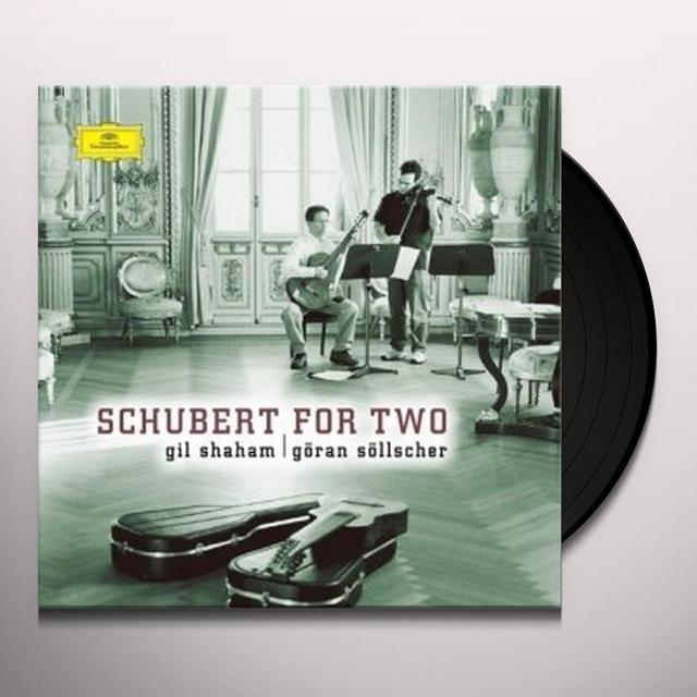 Gil Shaham / Goran Sollscher SCHUBERT FOR TWO Vinyl Record